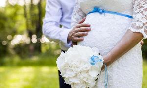 Как осуществляется регистрация брака при беременности