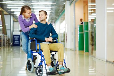 супруг инвалид