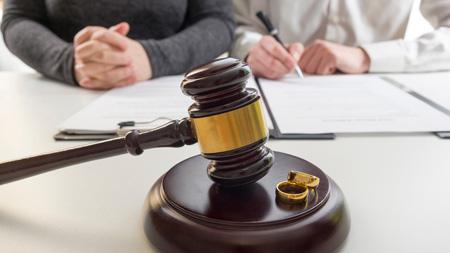 расторжение через суд