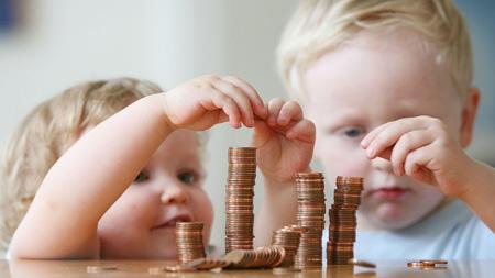 складываем монетки