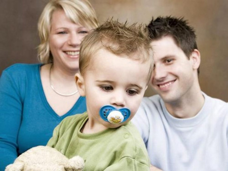 усыновления ребенка
